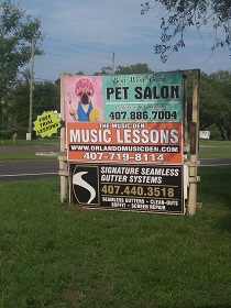 Central Florida music lessons